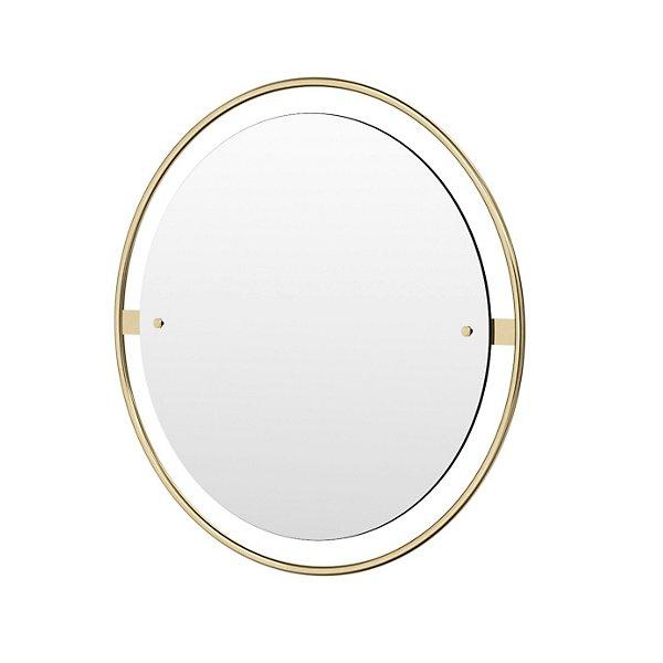 Nimbus Round Mirror