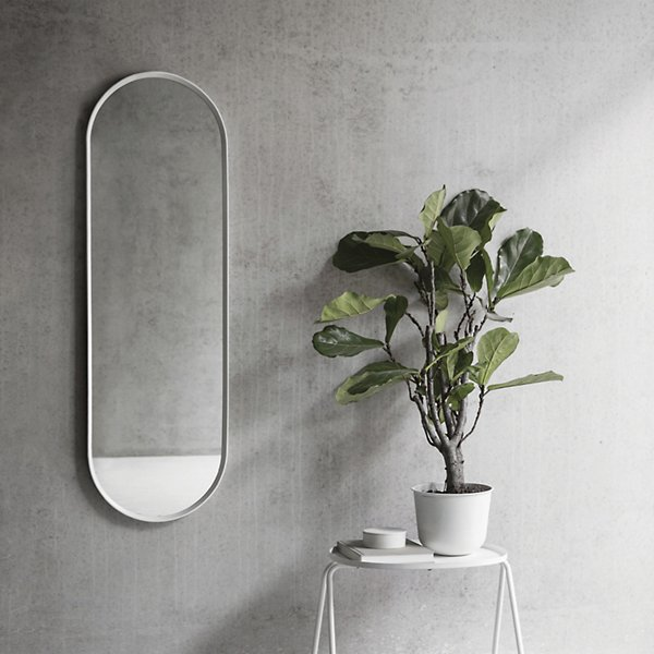 Norm Oval Mirror
