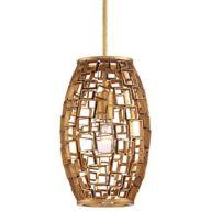 Gold Mini Pendant Lights