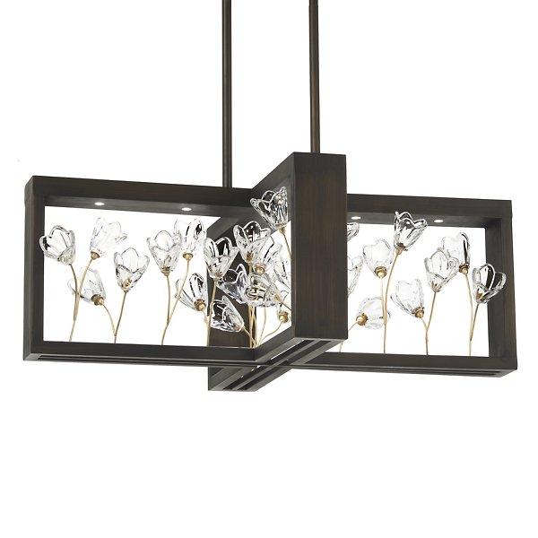 Maison Des Fleurs LED Chandelier
