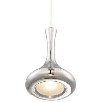 Acid LED Flat Bottom Mini Pendant