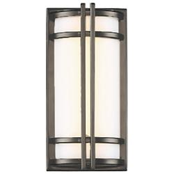 Skyscraper Outdoor LED Wall Sconce
