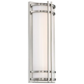 Shown in Stainless Steel finish, 18 inch