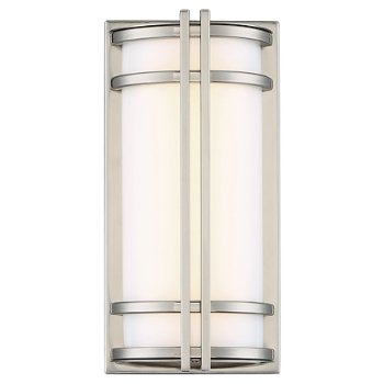 Shown in Stainless Steel finish, 12 inch
