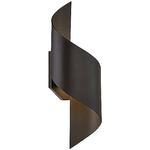 c14868d0c7af Helix Indoor/Outdoor LED Wall Sconce by Modern Forms at Lumens.com
