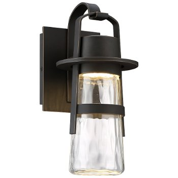 Balthus LED Indoor/Outdoor Wall Sconce by Modern Forms at Lumens.com