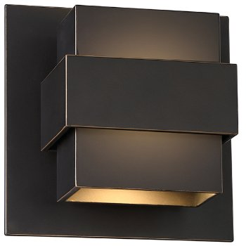 Pandora LED Indoor/Outdoor Wall Sconce by Modern Forms at Lumens.com