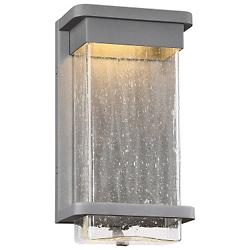 Outdoor wall lighting exterior wall mounted lights at lumens vitrine led indooroutdoor wall sconce aloadofball