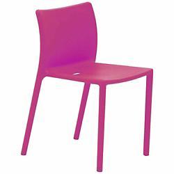 Air Chair Set of 4 by Magis (Fuchsia) - OPEN BOX RETURN