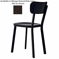 Deja-Vu Chair by Magis (Wenge-Stained Oak) - OPEN BOX RETURN