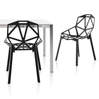 Shown in Black Seat / Black Legs