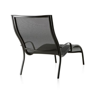 Magis Paso Doble Outdoor Chaise, alternate view