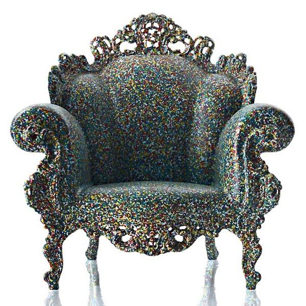 Magis Proust Armchair Multicolor