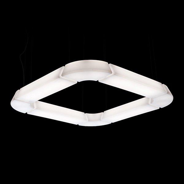 Circular Pol XXL Square LED Pendant