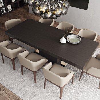 Astor Extension Dining Table By Modloft At Lumens Com