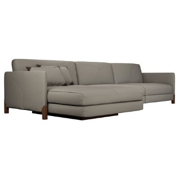 Outstanding Lafayette Sectional Sofa Machost Co Dining Chair Design Ideas Machostcouk