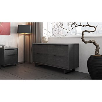 Amsterdam File Credenza with Amsterdam Filing Cabinet