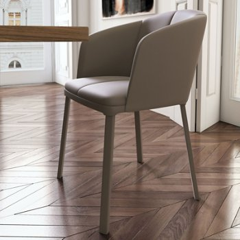 Shown in Dove Grey