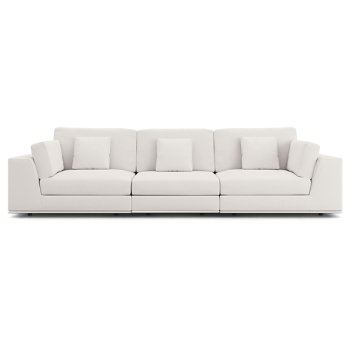 Perry Preconfigured Three Seat Sofa