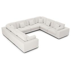 Perry U Sectional Sofa