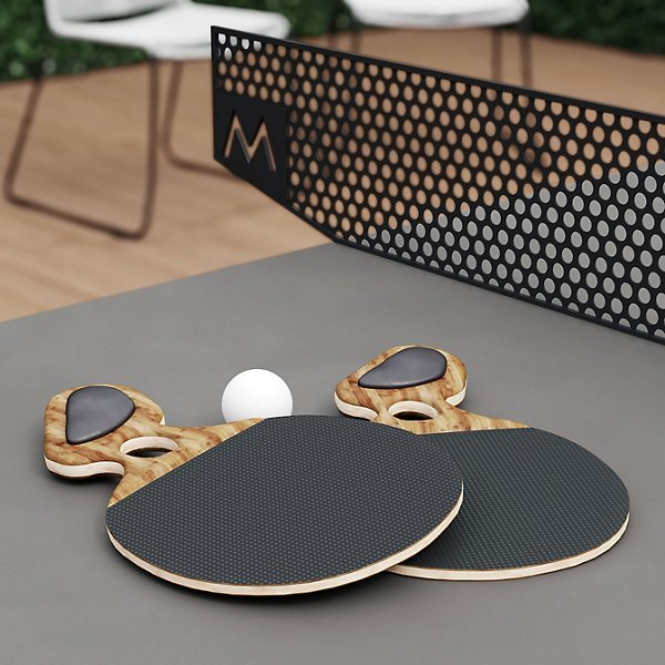 Amsterdam Outdoor Ping Pong Table