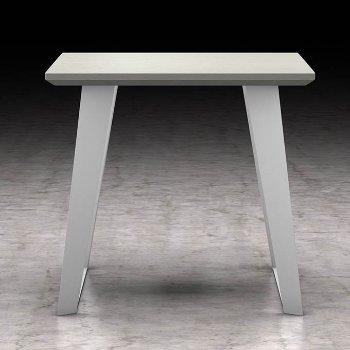 Shown in White Concrete