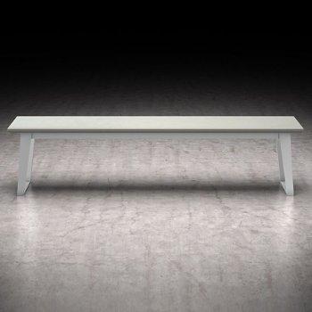Shown in White Concrete finish