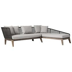 Netta Sectional Sofa Right Chaise
