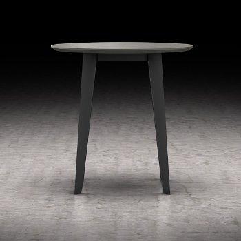 Shown in Gray Concrete finish
