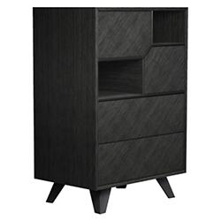 Rivington High Chest Dresser