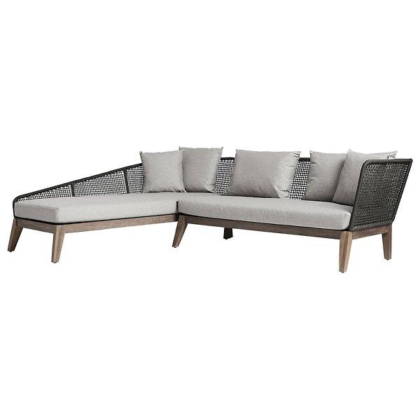 Netta Sectional Sofa Left Chaise