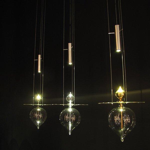Perfume Pinecone LED Pendant