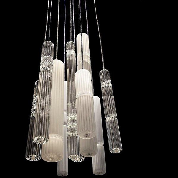 Gotham LED Multi-Light Pendant