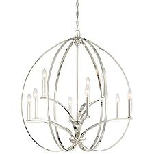 Tilbury Two-Tier Chandelier
