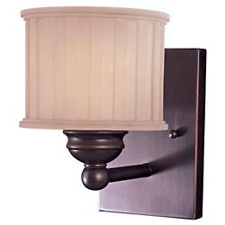 1730 Series Wall Sconce (Lathan Bronze) - OPEN BOX RETURN