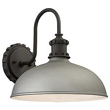 Escudilla Outdoor Wall Sconce