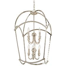 Jupiter's Canopy 8-Light Chandelier
