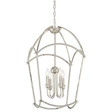 Jupiter's Canopy 4-Light Chandelier