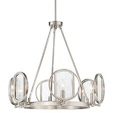 Via Capri 6-Light Chandelier
