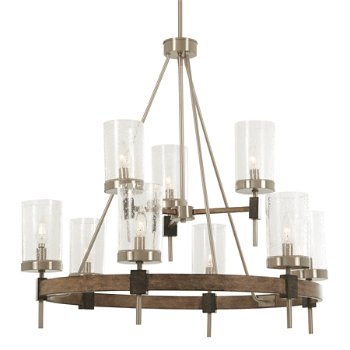 Bridlewood 9-Light Chandelier