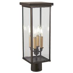 Casway Outdoor Post Lantern