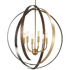 Criterium 6-Light Chandelier