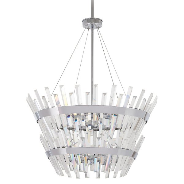 Echo Radiance 14 Light Chandelier By