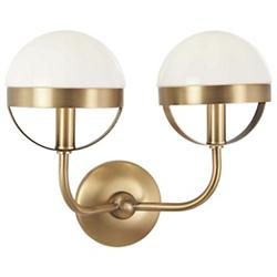 Tannehill 2-Light Wall Sconce
