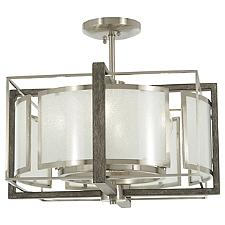 Tyson's Gate Semi-Flushmount Light