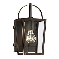 Rangeline 1 Light Outdoor Wall Sconce