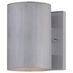 Skyline Outdoor Wall Sconce (Aluminum/Small) - OPEN BOX