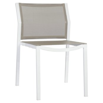 Allux Stackable Dining Side Chair