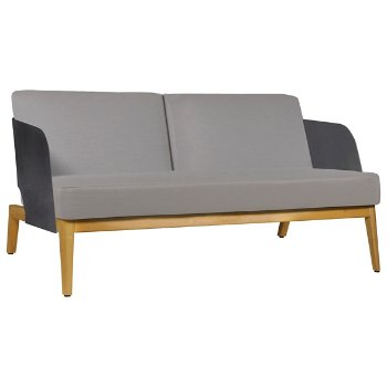 Shown in Taupe fabric with Anthracite frame