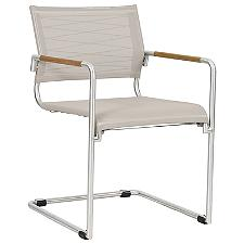 Natun Chair, Cantilever Base